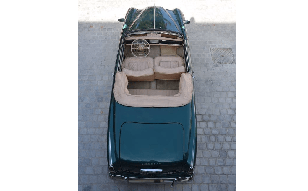 Peugeot 403 Cabriolet by Pininfarina(2)