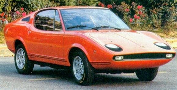 Fiat – 850 Dart