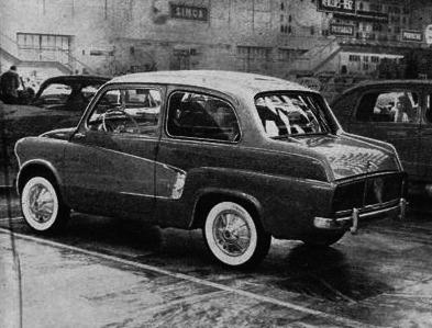 Fiat – 600 Smart