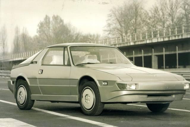 Fiat – X1/9 Bubble-Back