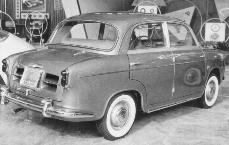 1955+Fiat+600+4dr+sedan+prototype++++(Frua)