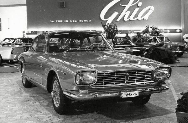 Fiat – 2300S Coupé