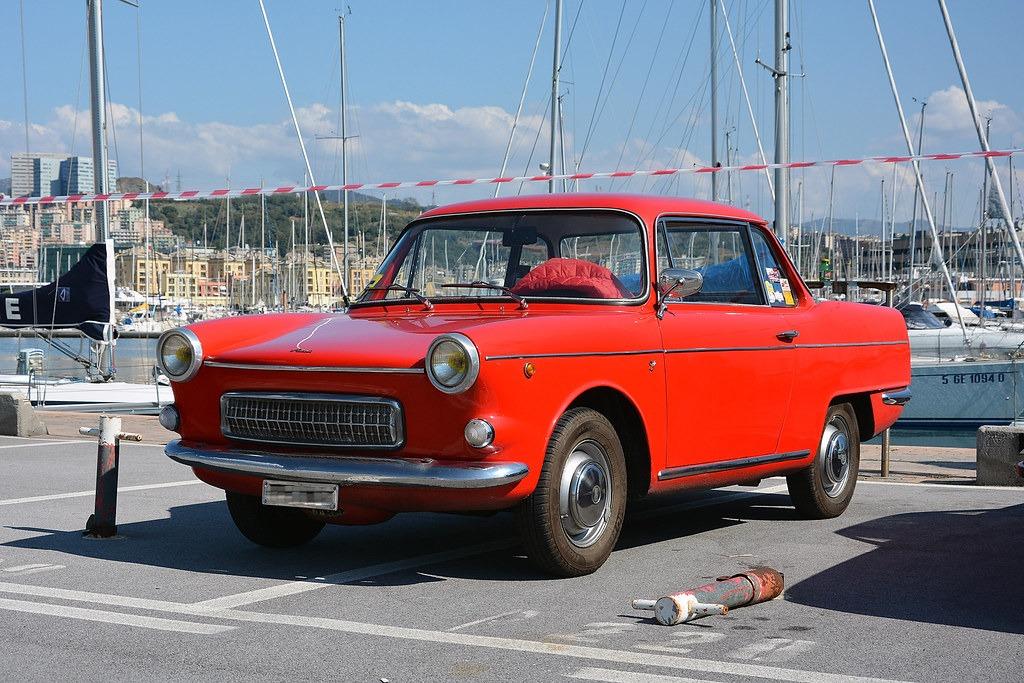 Fiat – 750 Coupé Scioneri