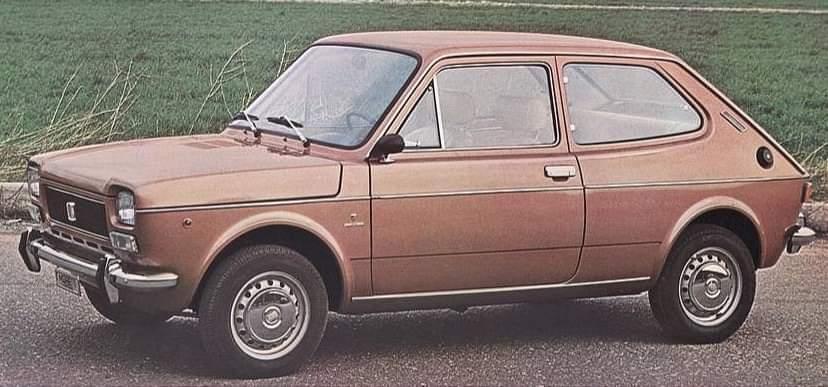 Fiat – 127 Lusso Moretti