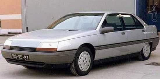 Renault – Safrane