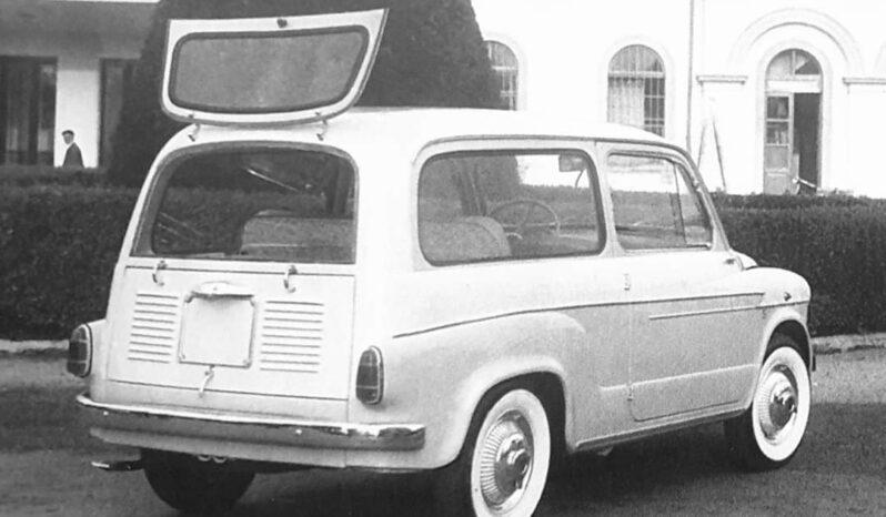 Fiat – 600 Giardinetta full