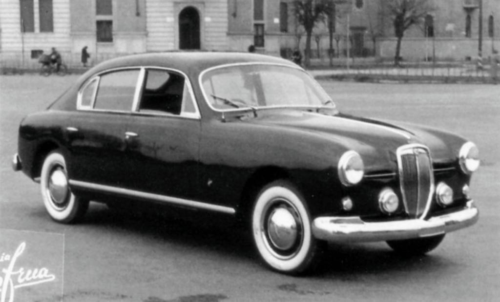 Lancia – Aurelia B52