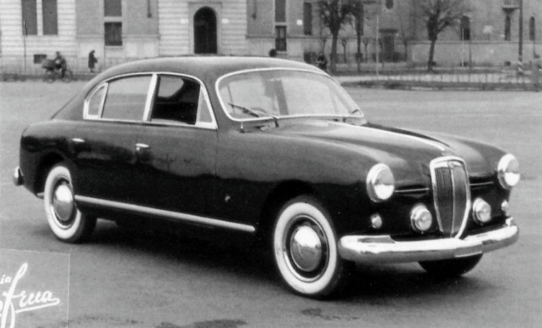 Lancia – Aurelia B52 Frua