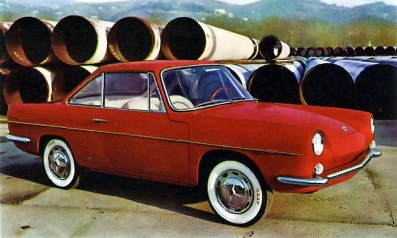 Fiat – 600 Coupé Savio