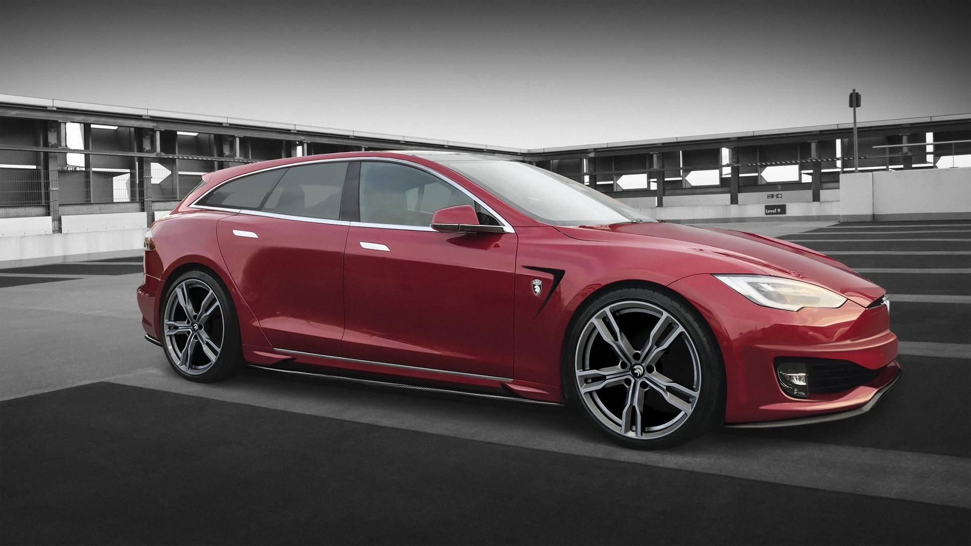 Tesla – Model S Wagon
