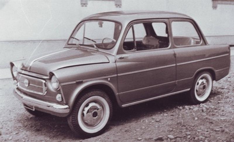 Fiat – 600 Berlina Canta