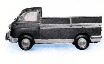 Fiat – 600 Multipla Camioncino full
