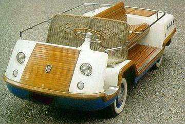 Fiat – 600 Marina Vignale