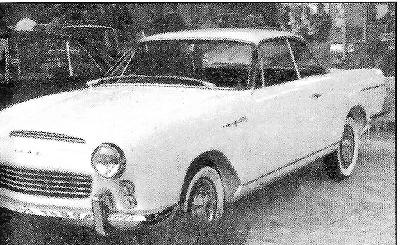 Fiat – 2100 Coupé Francis Lombardi