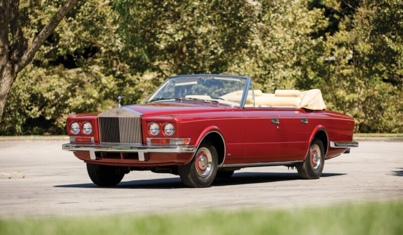 Rolls Royce – Phantom VI All Weather Cabriolet full