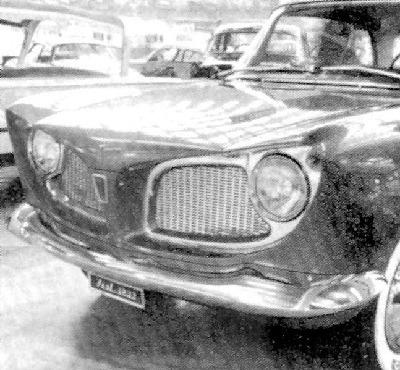 Fiat – 1800 Coupé Savio