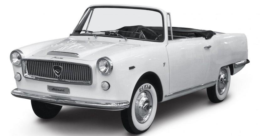 Fiat – 600 Spider Scioneri