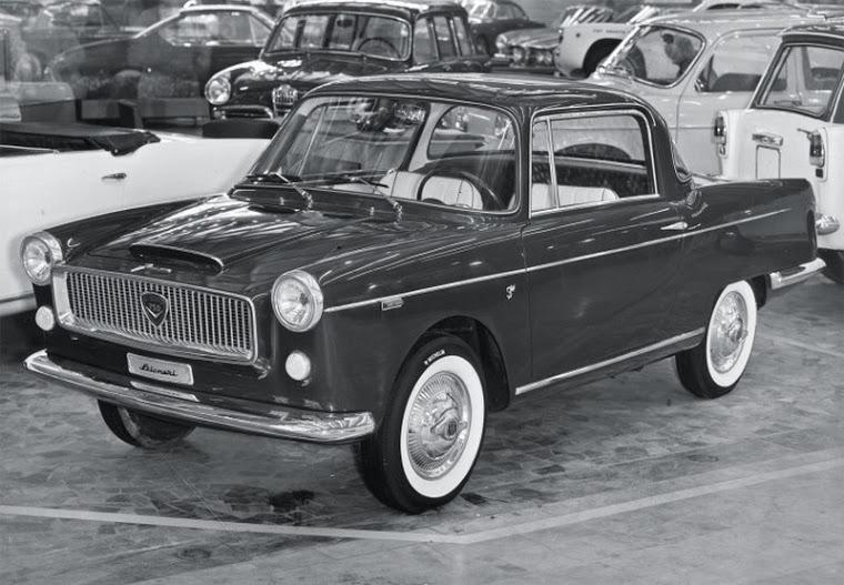 Fiat – 600 Coupé Scioneri