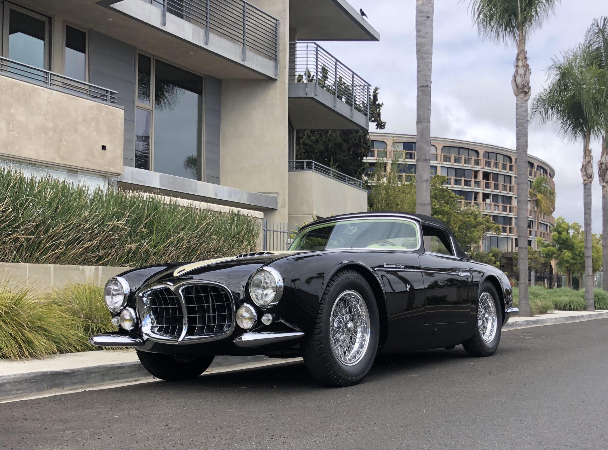 Maserati – A6GCS 53 Spyder