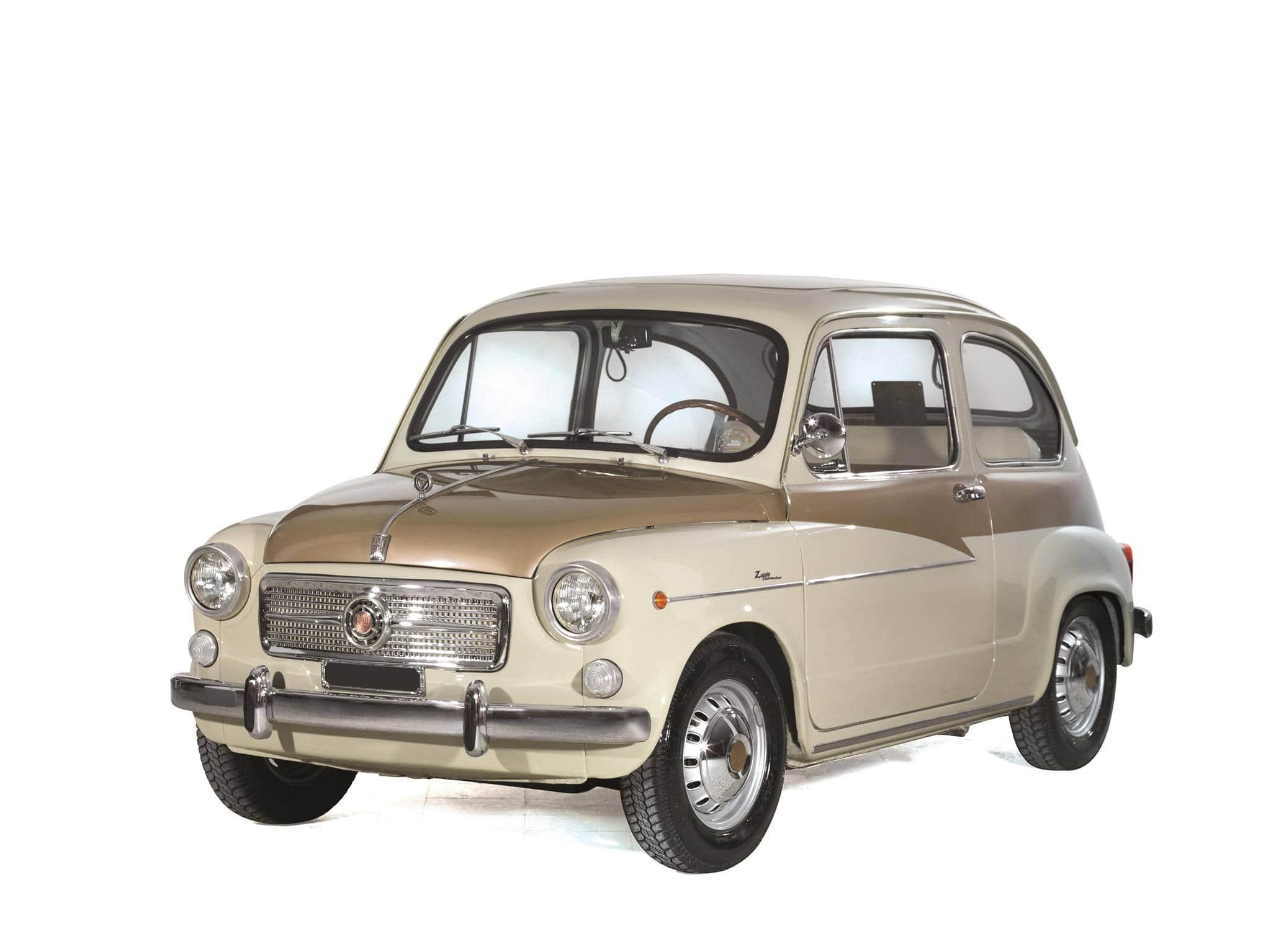 Fiat – 600 D Zagato
