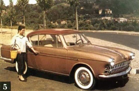 Fiat – 1100 TV Canta