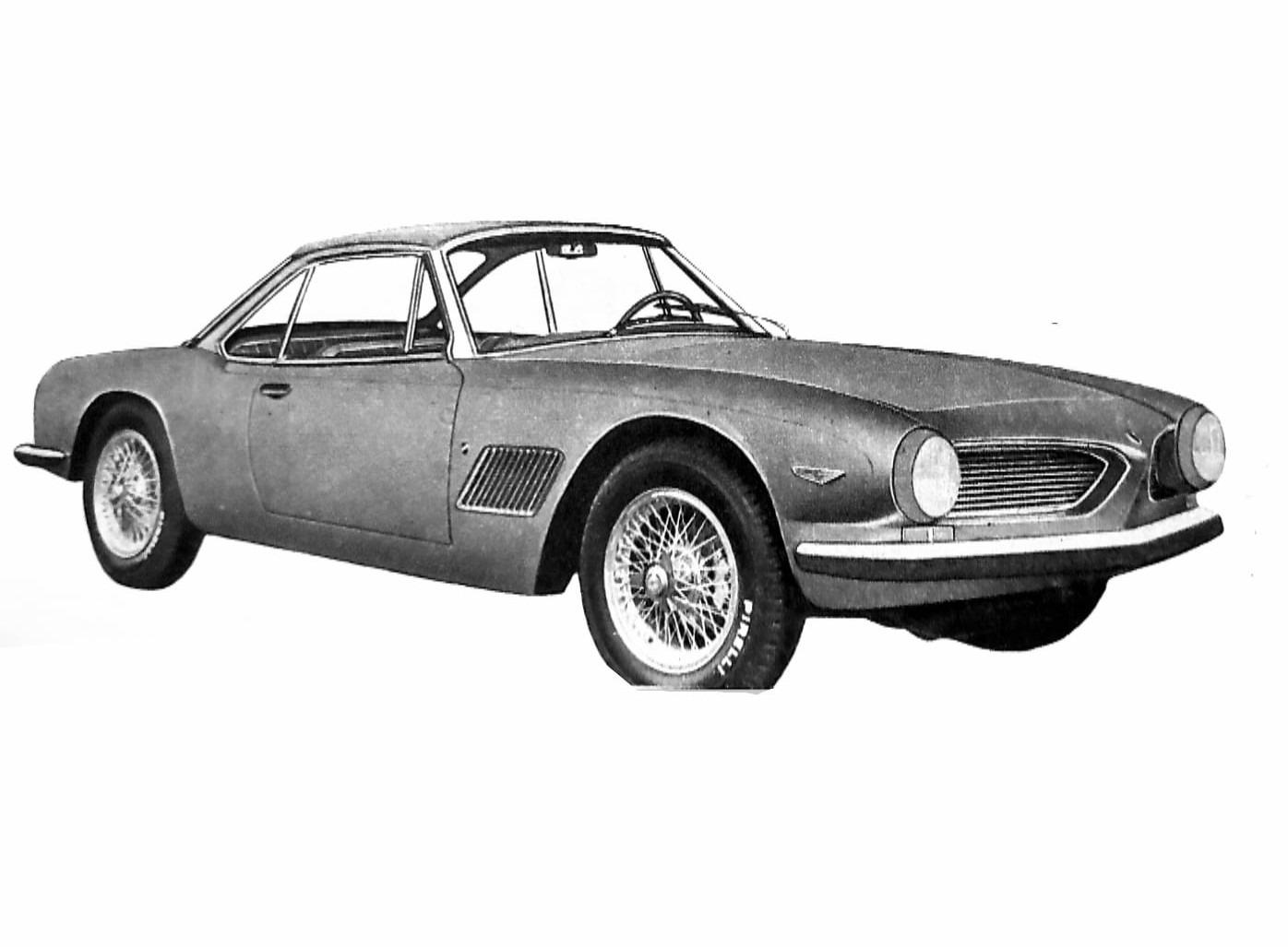 Fiat – 2300 Moretti
