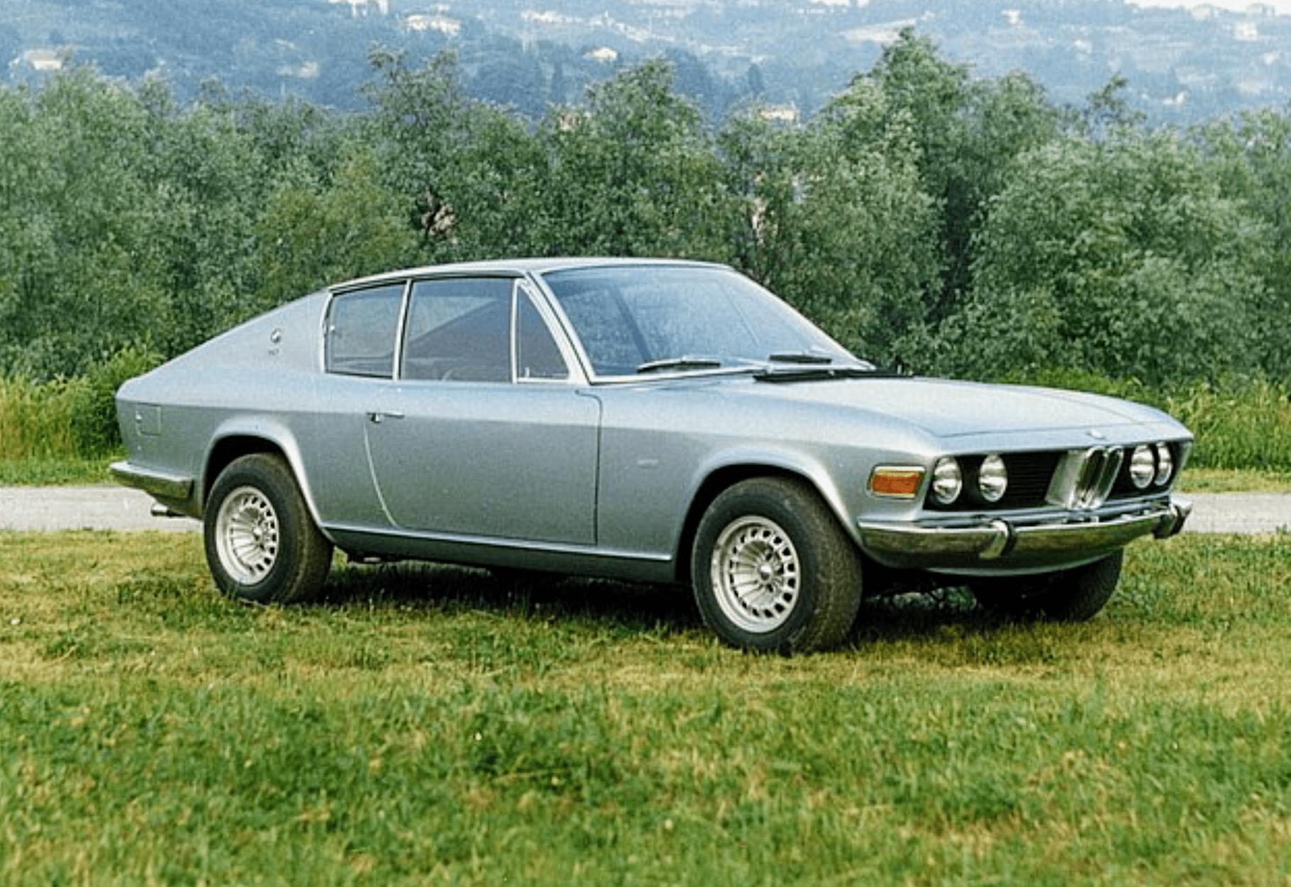 BMW – 2002 GT4 Coupé