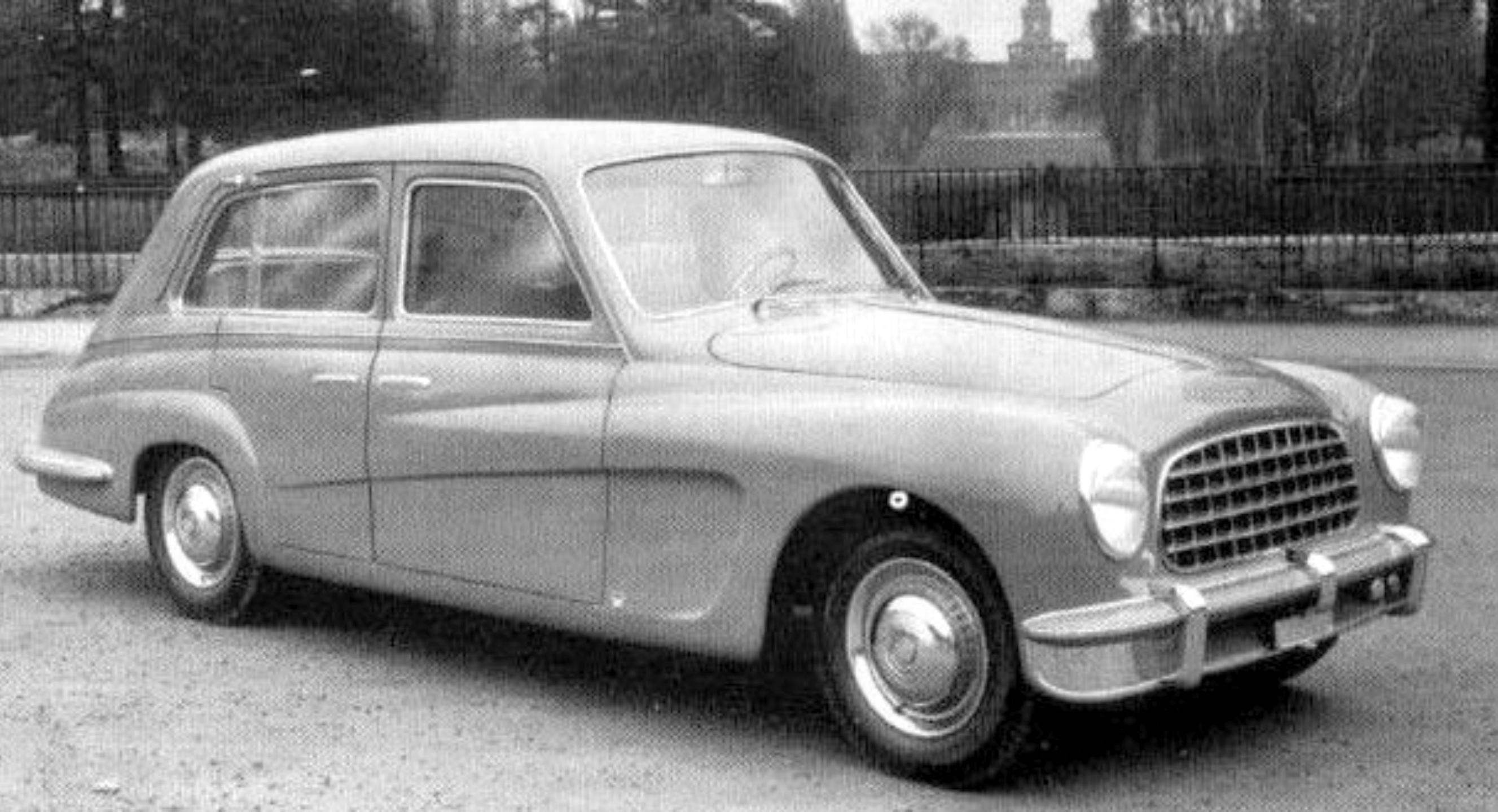 Fiat – 1400 Castagna