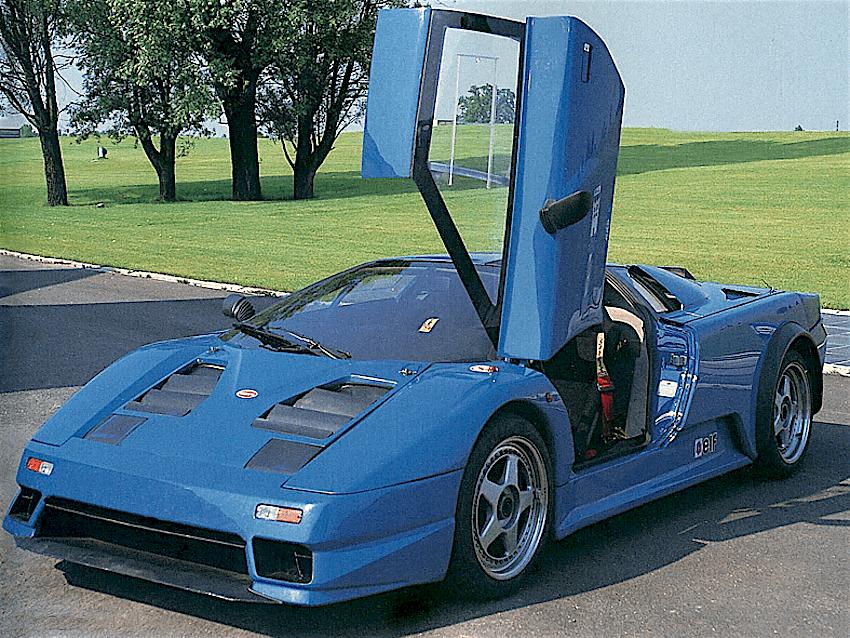 Bugatti – DMD80