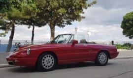 Alfa Romeo Duetto Pininfarina