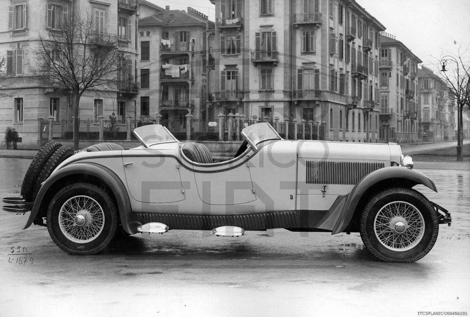 Lancia – Dilambda Dual-Cowl Phaeton