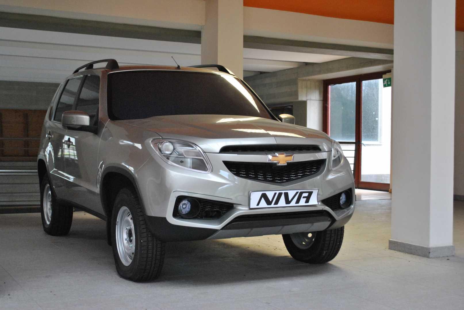 Chevrolet – Niva