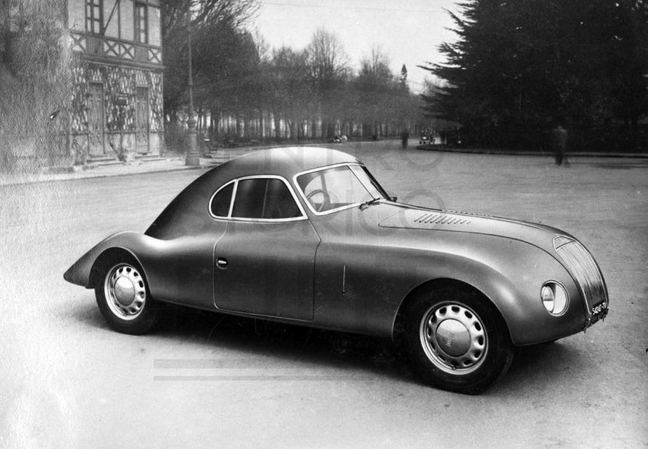 Lancia – Aprilia Aerodinamica