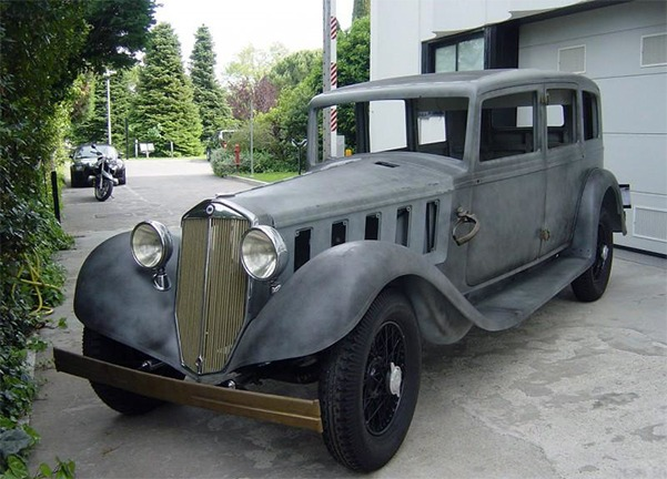 Lancia – Astura Castagna
