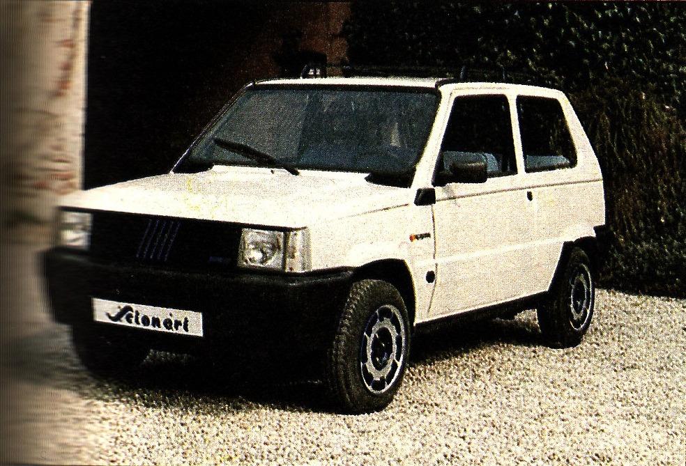 Fiat – Panda Valentina