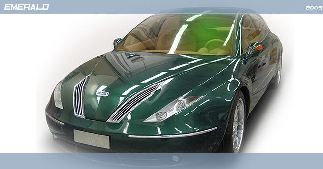 I.DE.A – Emerald