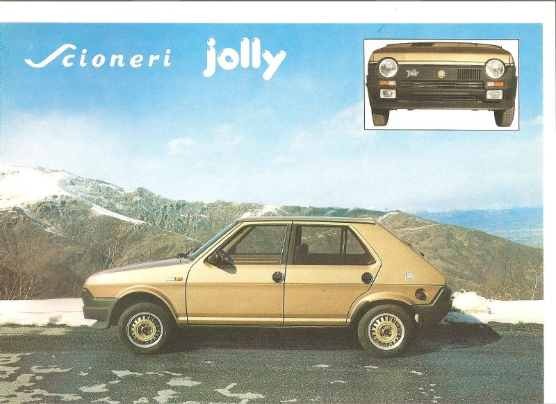 Fiat – Ritmo Jolly