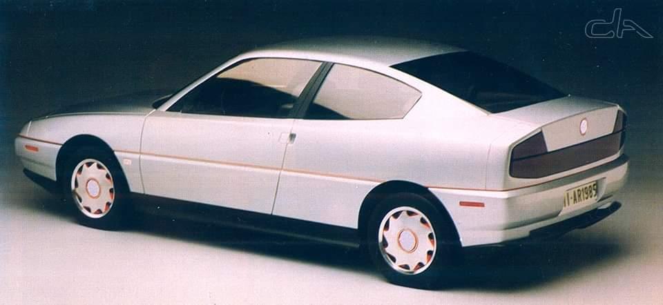 Alfa Romeo – Pontiac Coupé