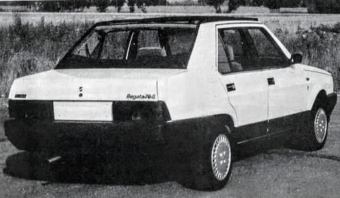 Fiat – Regata Skipper