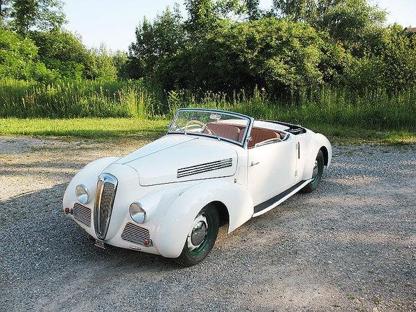 Lancia – Aprilia Cabriolet Viotti