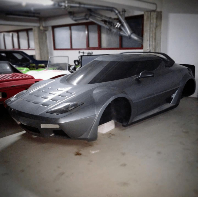 Lancia – Stratos