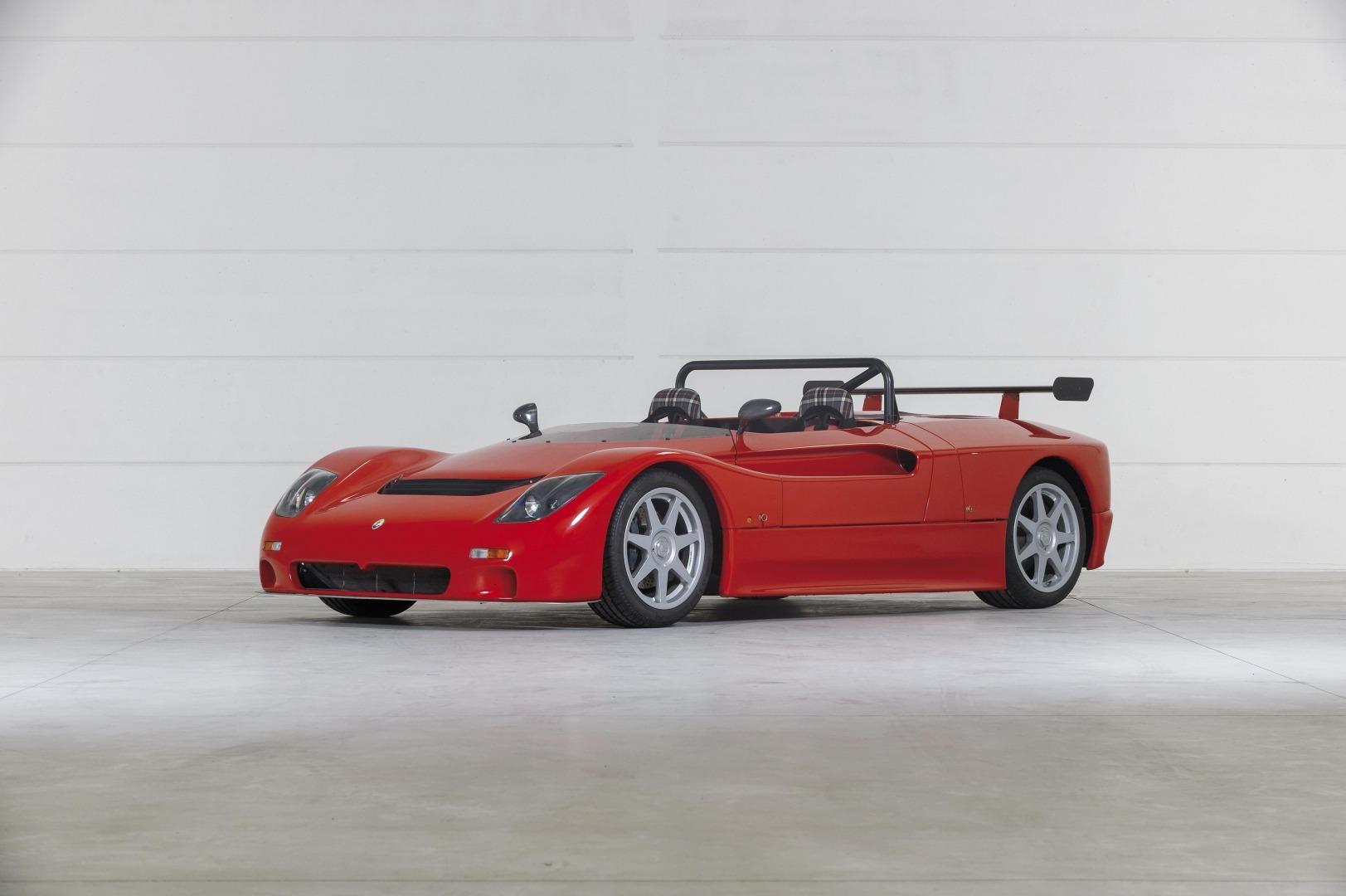 Maserati – Barchetta