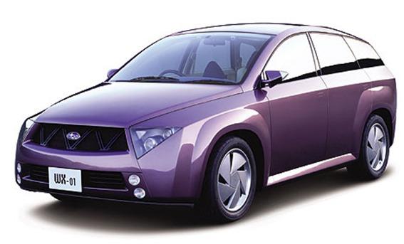 Subaru – WX-01