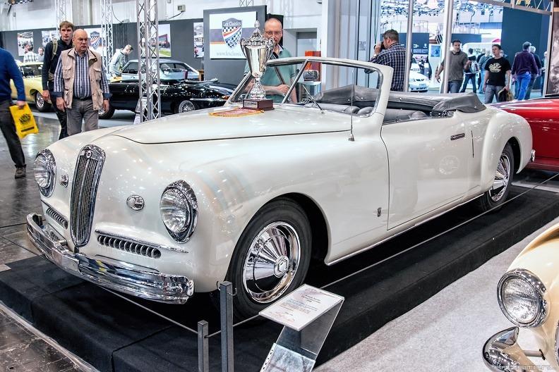 Lancia – Aprilia Cabriolet Farina