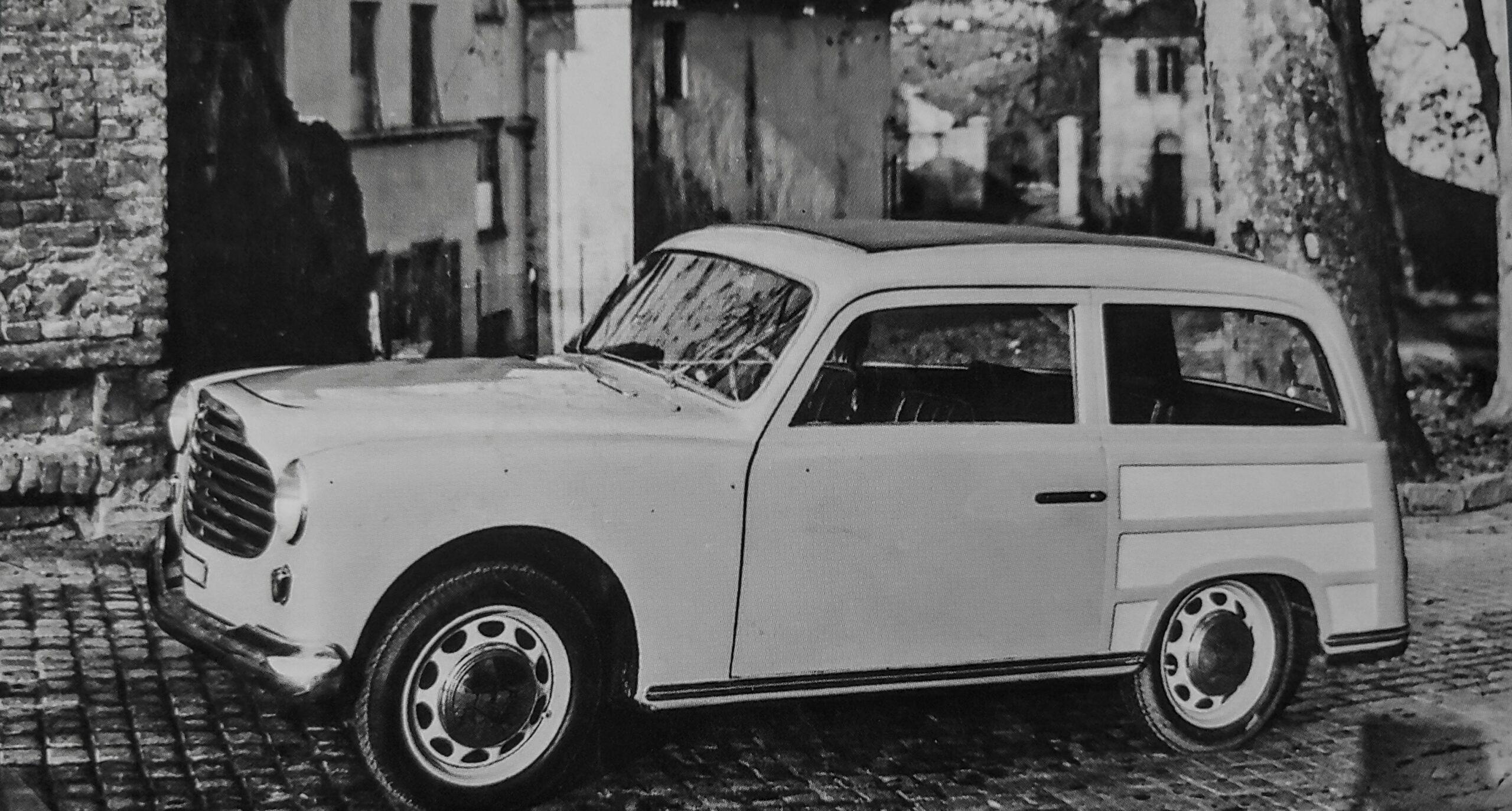 Moretti – 750 Giardinetta