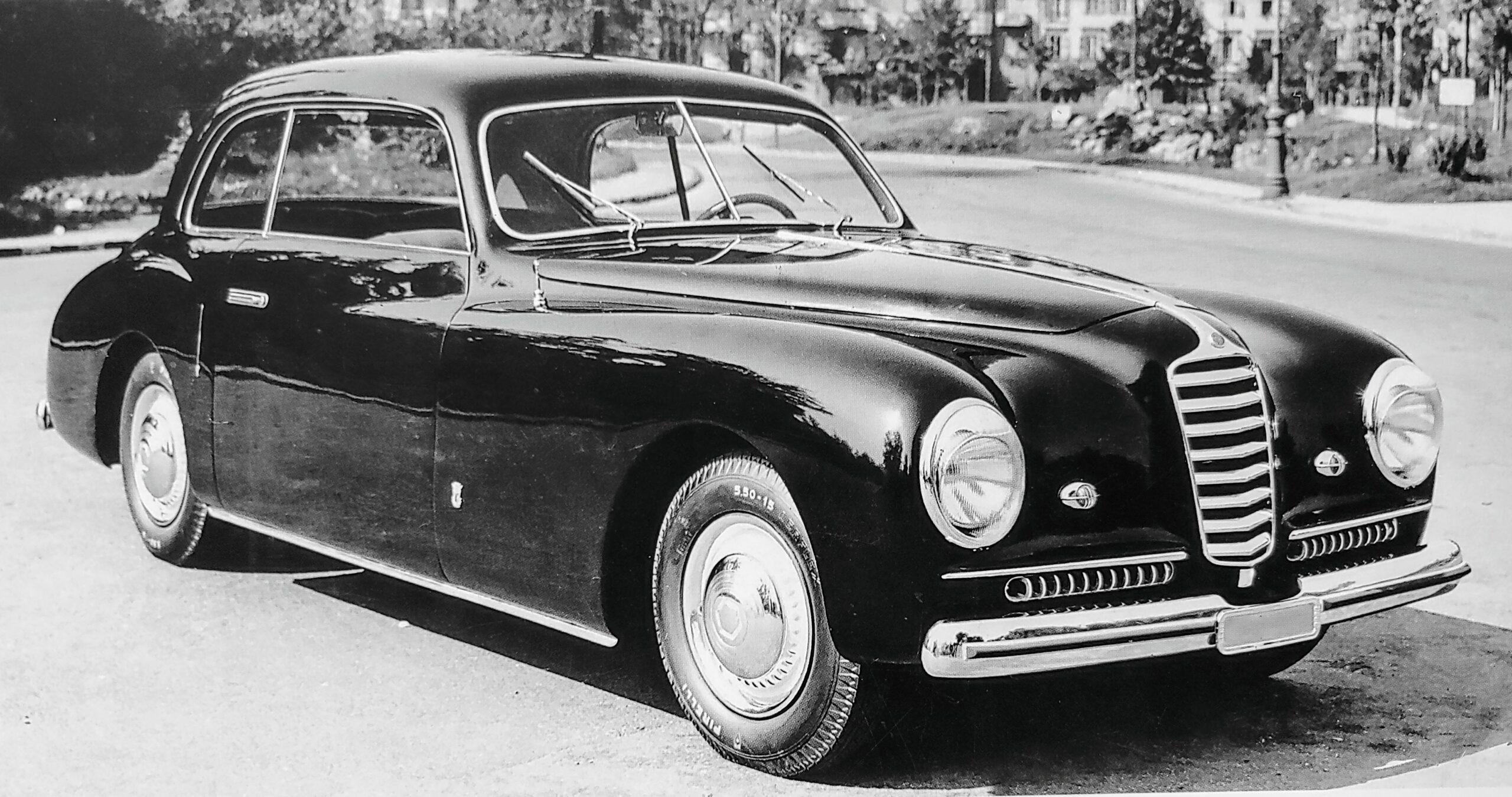Fiat – 1500 Coupé Farina