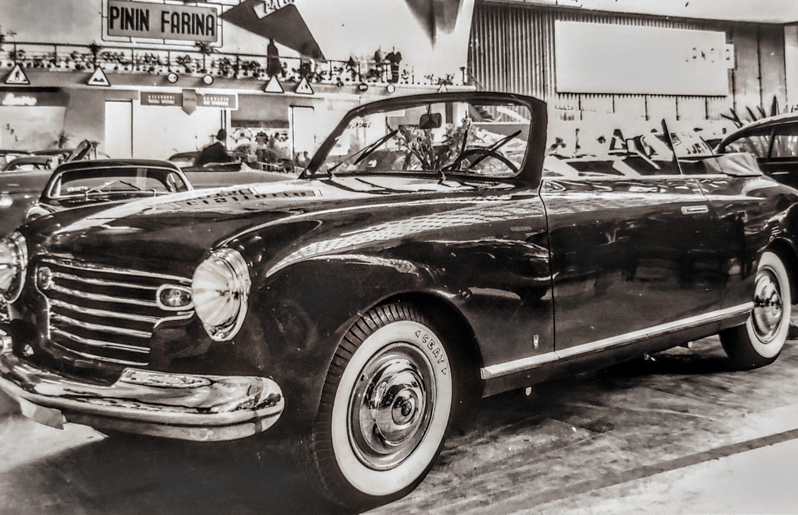 Fiat – 1400 Orchidea Cabriolet