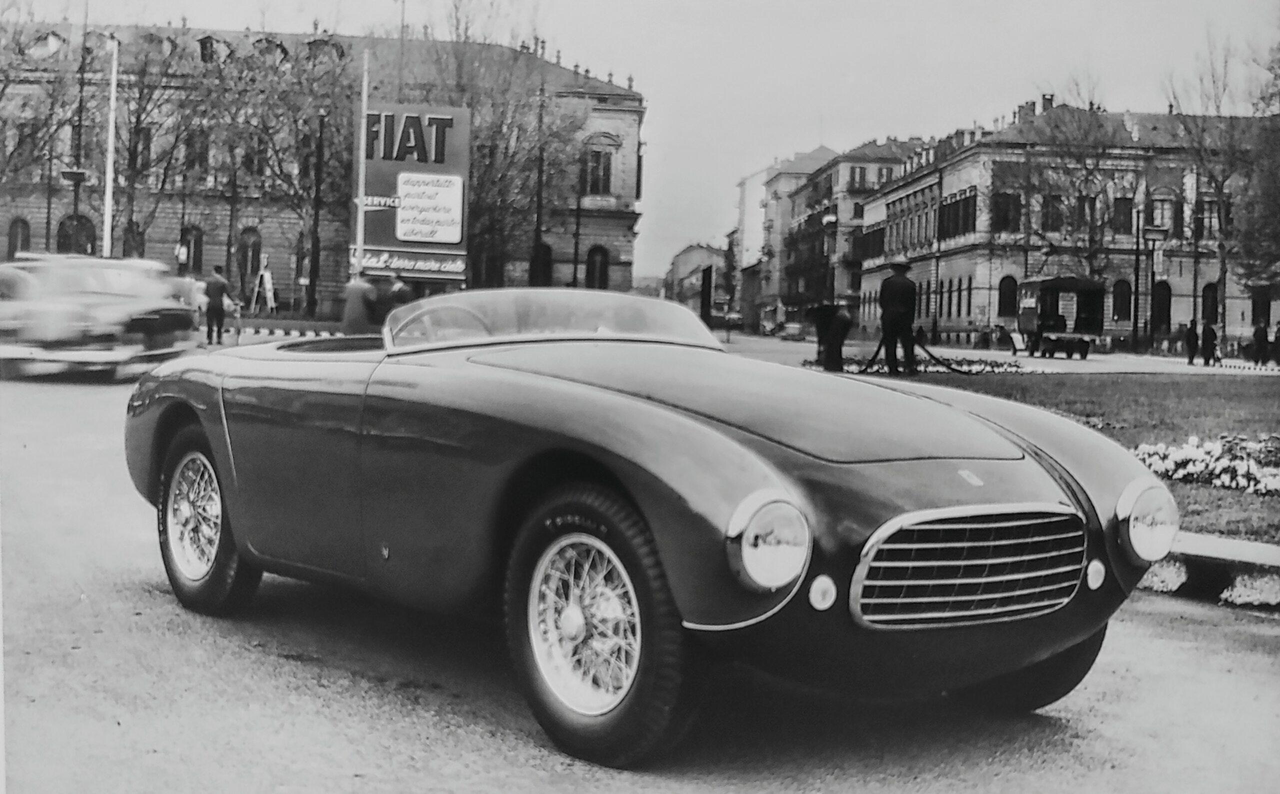 Ferrari – 212 Export Vignale