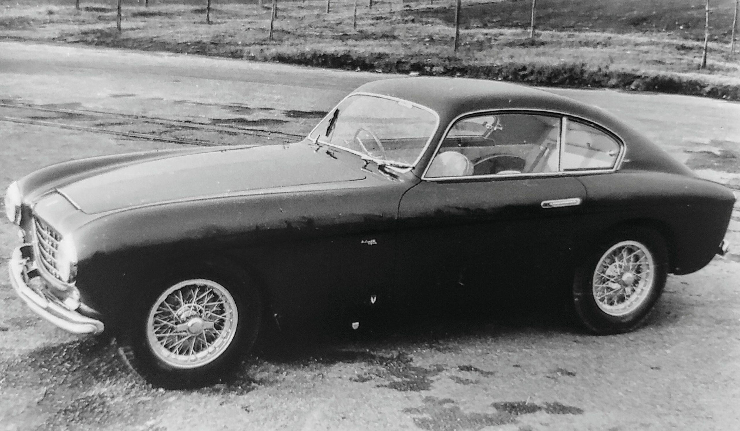 Ferrari – 166 MM Berlinetta Vignale