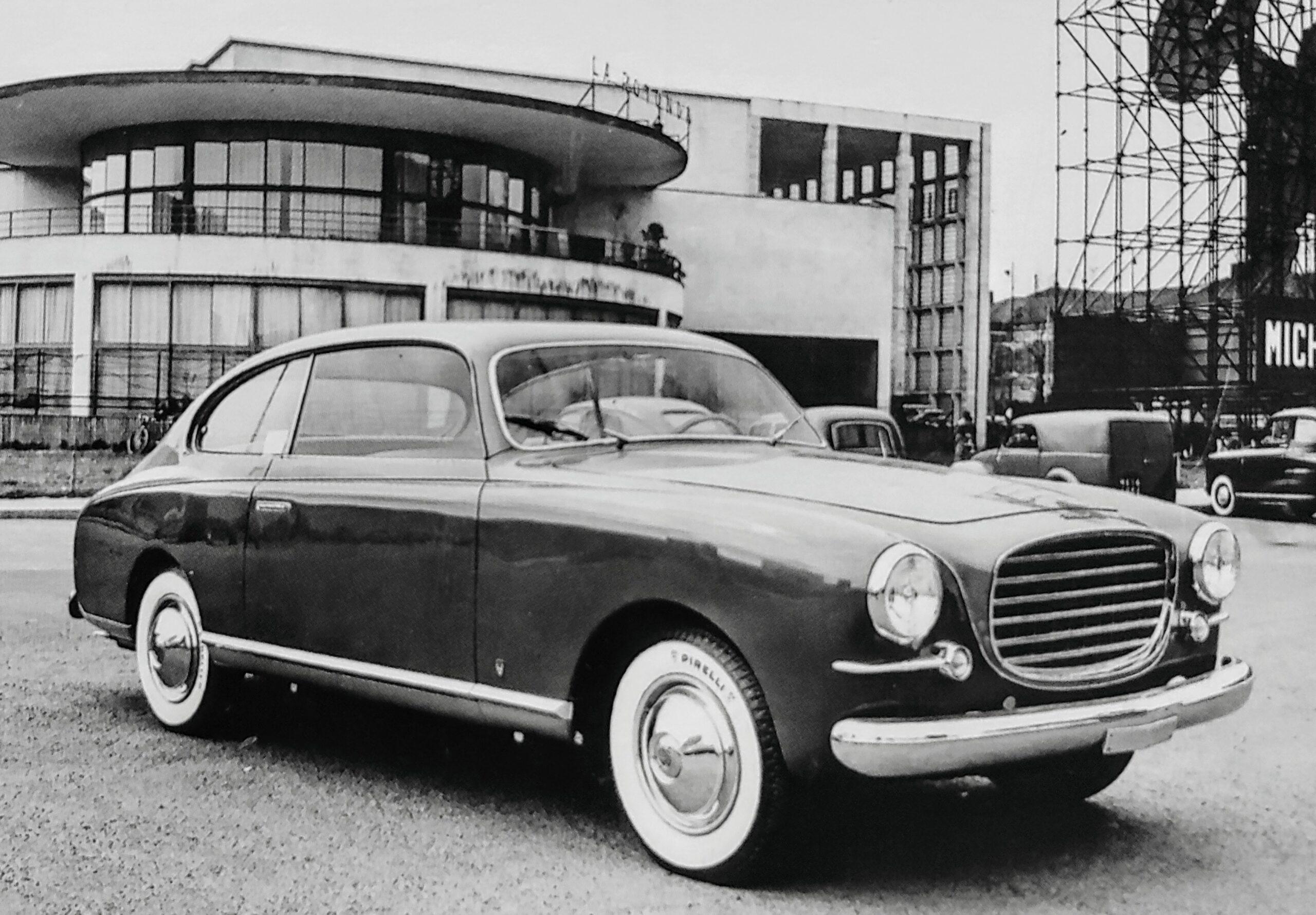 Fiat – 1400 Primula Coupé